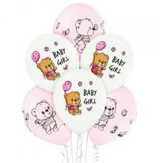 Balóny Je to Dievča 6 ks