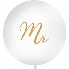 Balón na svadbu Mr