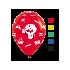 Balóniky TOP KVALITA Piráti mix31 cm