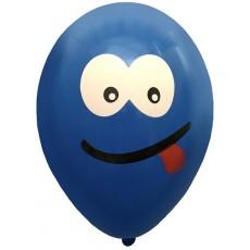 Balón s potlačou Smajlík 2