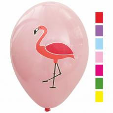 Balóny Plameniak mix