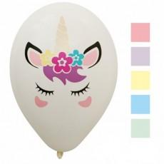 Balón s potlačou Jednorožec
