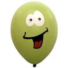 Balón s potlačou Smajlik 1