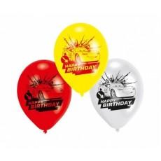 Set 8´´ balóny CARS /6ks/