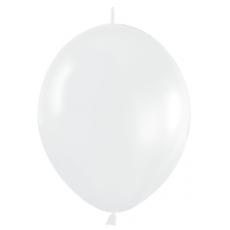Balón biely naväzovací LOL 005