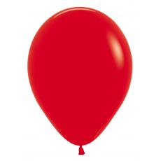 Balón Červený 015