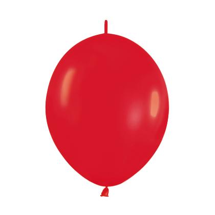 Balón naväzovací Červený 015