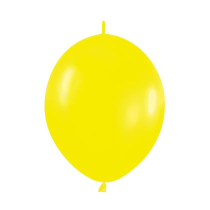Balón naväzovací Žltý 020