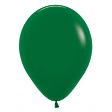 Balón Zelený Tmavá 032