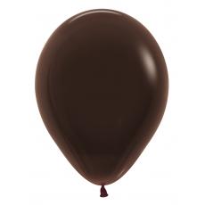 Balón hnedý Čokoláda 076