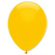 Balón Tmavo žltý 104