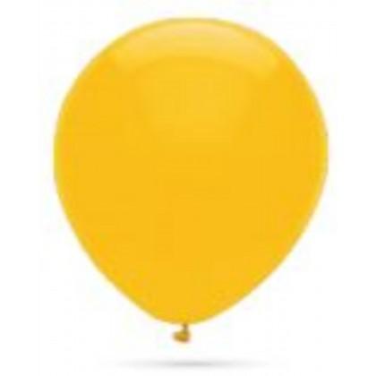 Balón tmavo Žltý 023 35cm