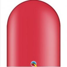 Balón modelovací červený 646Q Red
