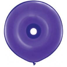 Balón fialový donutka DNT Violet 40cm