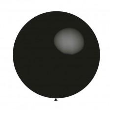 Balón Čierny 041 - veľký 60cm - 2FT