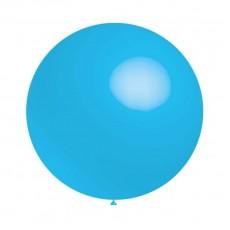 Balón Modrý 033 - veľký 60cm - 2FT