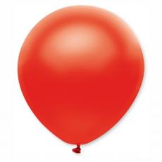 Balón metalický červený s311 32 cm