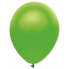 Balón 12´´ met. Zelená 313