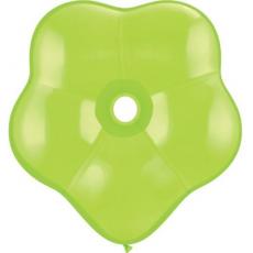 Balón zelený kvetinka BSM Lime Green 40cm