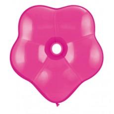 Balón ružový kvetinka BSM Wild Berry 40cm