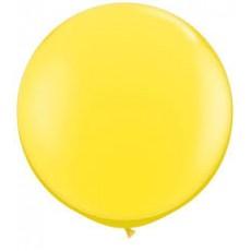 Balón Gigant Q 3FT Yellow /2ks/