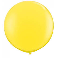 Balón Gigant Q 3FT Yellow /2ks/