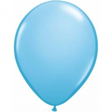 Balón modrý Q 5´´ Pale Blue