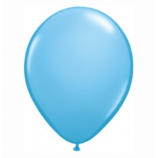 Balón bledo modrý 28cm  Pale Blue