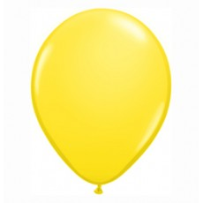 Balón žltý 28cm Yellow