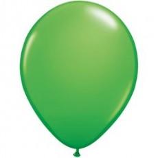 Balón zelený 28cm Spring Green