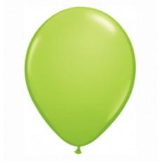 Balón bledo zelený 28cm Lime Green