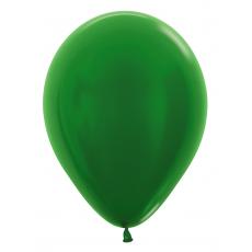 Balón metalický Zelený 530