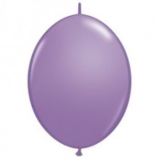 Balón naväzovací Qlink 12´´ bledo Fialový