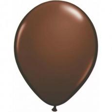 Balón hnedý Q 5´´ Chocolate