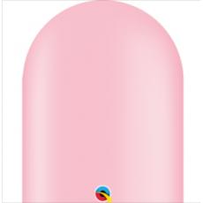 Balón modelovací bledo ružový 646Q Pink