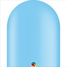 Balón modelovací bledo modrý 646Q Blue Pale