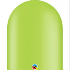 Balón modelovací bledo zelený 646Q Green Lime