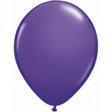 Balón fialový Q 5´´ Purple Violet