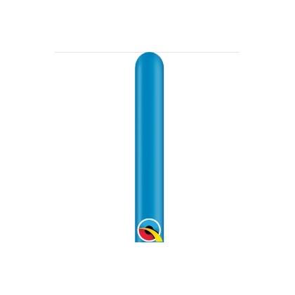 Balón modelovací tmavo modrý 160Q Blue Dark