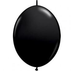 Balón naväzovací Čierny Qlink 6´´ Black