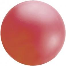 Balón Červený veľký 120cm - 4FT Red