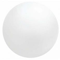 Balón Biely veľký 120cm - 4FT White