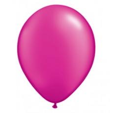 Balónik metalický Magenta 28cm PRL