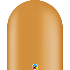 Balón modelovací bledo hnedý 646Q Mocha Brown