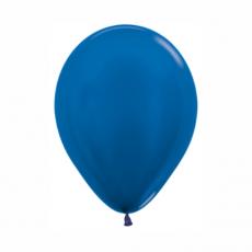 Balón metalický Modrý 540 R10 - 26 cm