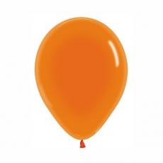 Balón priehľadný Oranžový 361