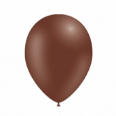 Balón Čokoládový p040 S10 - 26 cm