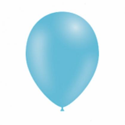 Balón Bledo modrý p033 S10 - 26 cm