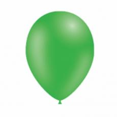 Balón Zelený s112 S10 - 26 cm