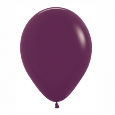 Balón Burgundy 018 R12 - 30cm